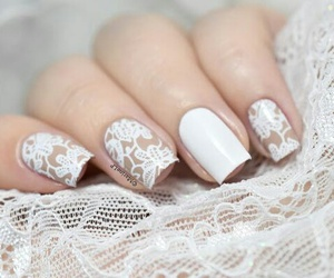 beauty, designs, and nails image