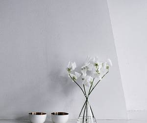 decor, flowers, and home image