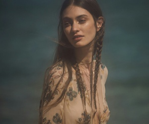 beautiful, bohemian, and free people image