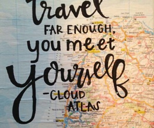 quotes, travel, and Dream image