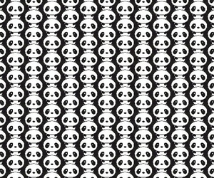 panda, wallpaper, and wallpapers image