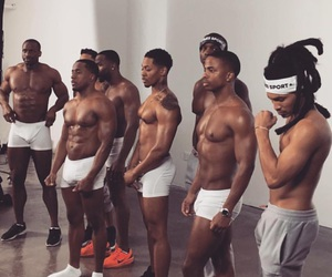 African, boys, and male models image