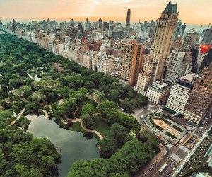 city, new york, and beautiful image