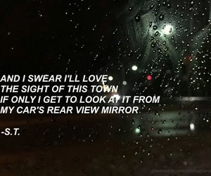 car, swear, and friendship image