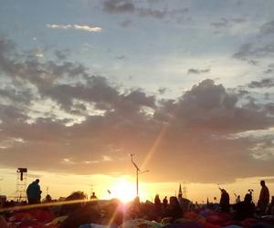 Poland, sunrise, and wyd image