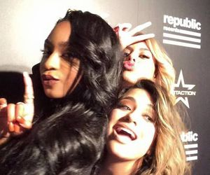 normally, ally brooke, and norminah image
