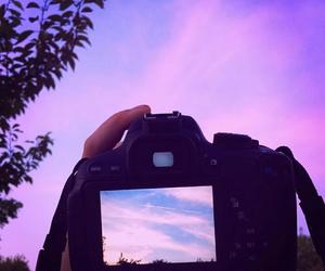 aesthetics, pink, and camera image