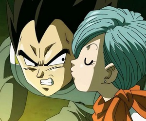 vegeta and bulma image