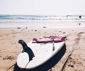 beach, love it, and sun image