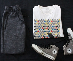 all-star, converse, and fashion image