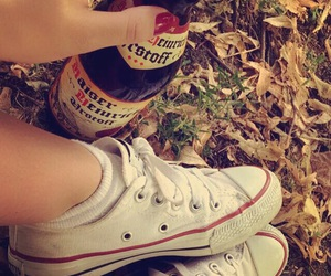 all star and beer image