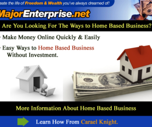 home based business ideas image