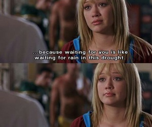 Hilary Duff, quotes, and a cinderella story image