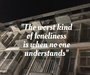 loneliness image