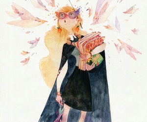 harry potter and luna lovegood image