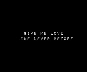 ed, give me love, and givemelove image