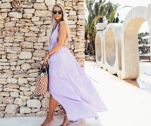 fashion, janni deler, and dress image
