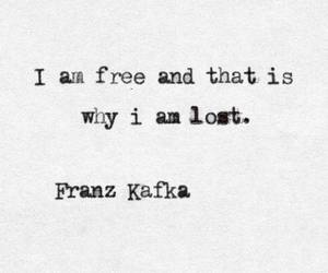 franz kafka, words, and free image