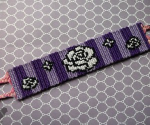 bracelets, colorful, and diy image