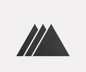geometric, pretty, and shape image