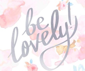 lovely, wallpaper, and pink image