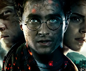 harry potter, harry, and hermione granger image