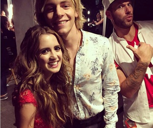 ross lynch, laura marano, and r5 image