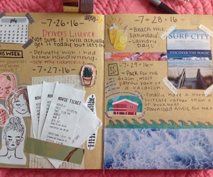 journal, ideas, and notebook image