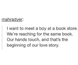 book, love, and story image