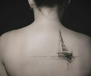 barco, body, and tattoo image
