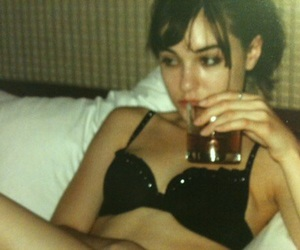 girl, Sasha Grey, and vintage image