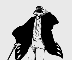 anime, bleach, and shinigami image