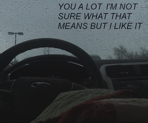 boy, car, and depression image
