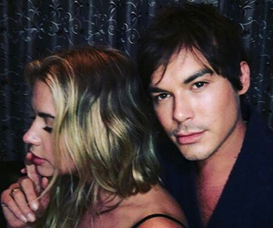 haleb, pll, and ashley benson image