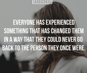 psychology, quote, and life image