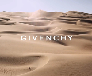 desert and Givenchy image