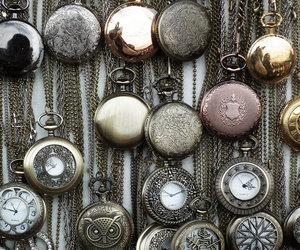 clock, clocks, and vintage image
