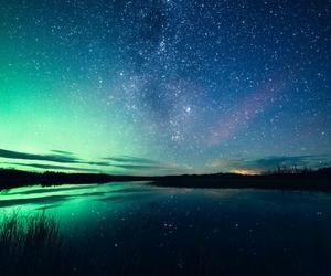 stars and nature image