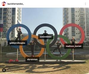 gymnasts, us, and aly raisman image