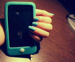 blue, music, and ipod image