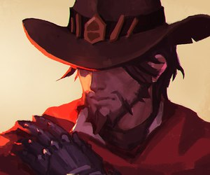 overwatch and mccree image