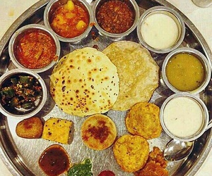 food and indian image