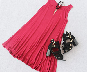 dresses, fashion, and outfits image