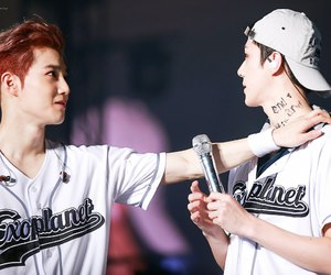 exo, sehun, and suho image