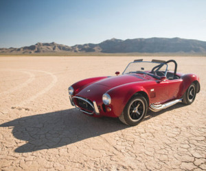 cars, classic, and desert image