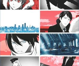anime, anime girl, and Collage image