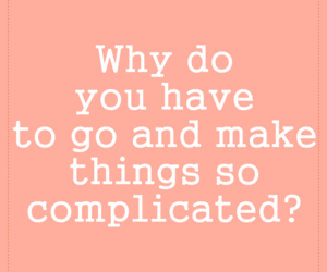 Avril Lavigne, complicated, and Lyrics image