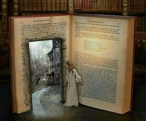 book and magic image