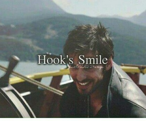 hook, once upon a time, and smile image