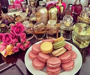 food, luxury, and perfume image